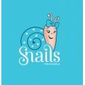 SNAILS - vaikiški nagų lakai